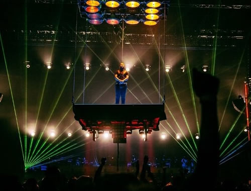 Cassper Nyovest, Fill Up The Dome